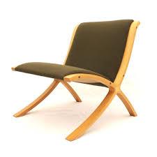 Fritz Hansen Ax Chair Designed By Peter Hvidt  Orla Mølgaard - Designed chairs