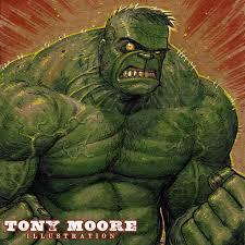 27 best tony moore art images on pinterest comic books art