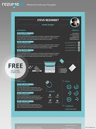free creative resume templates creative resume template