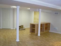 pleasurable design ideas basement post pole wraps basements ideas