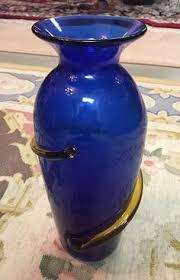 Blenko Vase 2 000 In Aug 2013 Blenko Vase Shape Number 5421 Designed By