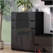Small Black Gloss Sideboard Sideboard Black Furniture Factor