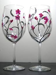wine glass painting sosfund