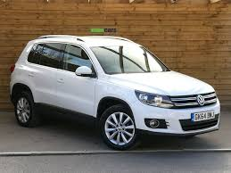 volkswagen suv 2014 used 2014 volkswagen tiguan 2 0 tdi bluemotion tech match 4 motion