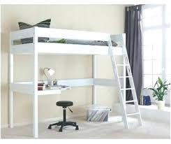 lit surélevé avec bureau lit sureleve avec bureau lit mezzanine avec bureau enfant lit