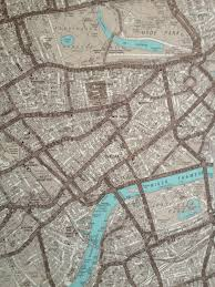 london a z map vinyl flooring map idea