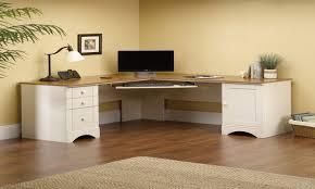 Corner Computer Desk With Hutch White Antique White Corner Computer Desk Best Home Furniture Decoration
