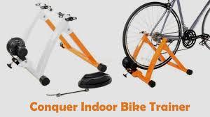Indoor Bike Conquer Indoor Bike Trainer Review The Budget Option