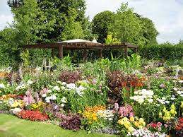 wonderful flower garden designs idea wonderful flower garden