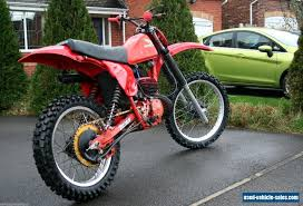 vintage motocross bikes sale 1979 honda cr 250 for sale in the united kingdom