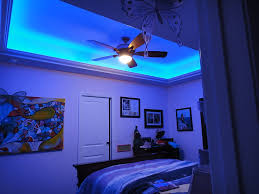 led lights bedroom home interior ekterior ideas