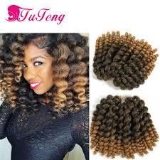 barrel curl hair pieces wand curl crochet braids curly crochet hair extensions 22 roots