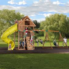 Big Backyard Windale by Want To Buy Quest Cedar All Cedar Swingset Newcheck Price