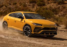 off road lamborghini lamborghini urus suv packs an insane 650 hp goes on or off road