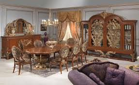 italian dining room furniture dining room louis xvi versailles vimercati classic furniture