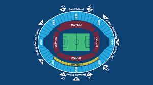 emirates stadium floor plan london stadium west ham united fc info u0026 map premier league