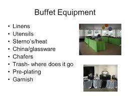 garde manger buffet presentation why a exciting professional