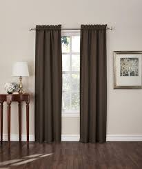 sun zero shawn room darkening window curtain panels 2 piece