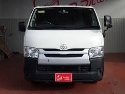 toyota hiace 2014 toyota hiace van dx japanese used vehicles exporter tomisho