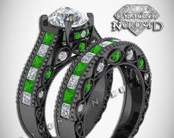 green lantern wedding ring dymondncrustd ring shop by dymondncrustd on etsy