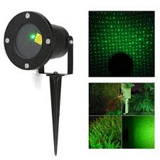 Led Projector Christmas Lights by Outdoor Waterproof Lawn Light Led Laser Projector Lamp Landscape