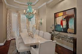 Formal Dining Room Transitional Dining Room Tampa By KDS - Formal dining room