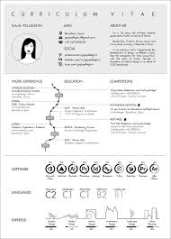 Resume About Me Examples by Gallery Of The Top Architecture Résumé Cv Designs 7 Cv Design
