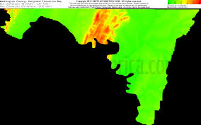 Washington County Map Free Washington County Maryland Topo Maps U0026 Elevations
