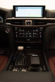 lexus lx interior lexus announces 2016 lx 570 with all new exterior u0026 interior
