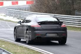 Porsche Panamera Facelift - rennteam 2 0 en forum panamera facelift according to