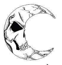 sun and moon design img64 sun moon flash tatto sets