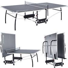 What Is The Size Of A Ping Pong Table by Portable Ping Pong Set Ebay