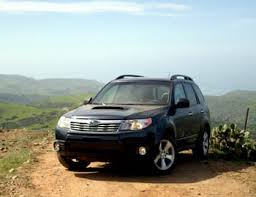 Subaru Forester Rugged Package 2010 Subaru Forester Overview Cars Com