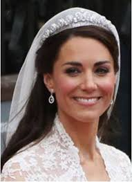 kate middleton wedding tiara kate middleton s tiara royal wedding jewelry
