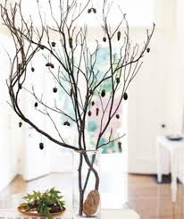 Tree Branch Decor Decorative Branches In Vase Decorating Vase Branches Decor