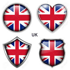 English Flag Uk Flag Heart Clipart Clip Art Library