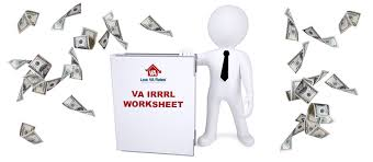 va irrrl worksheet what is it and how do i use it