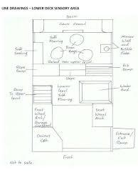 Double Decker Bus Floor Plan The People U0027s Millions U2022 Chellow Activity Bus