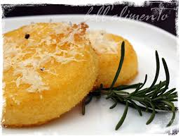 cuisine polenta polenta cakes bell alimento bell alimento