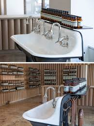 Shop In Shop Interior Designs by Cardboard Tubes Have Been Used Throughout This Aesop Store In