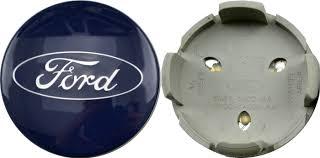 ford focus wheel caps c3836 ford c max edge escape focus fusion blue center