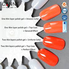 what is the hottest color canni uv gel polish 7 3ml 240 colors 001 024 solid color bottle high