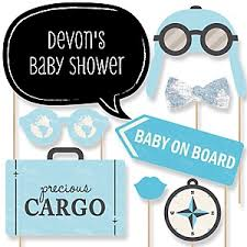 precious cargo baby shower precious cargo blue baby shower theme bigdotofhappiness