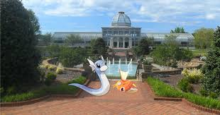 Ginter Park Botanical Gardens Lewis Ginter Botanical Garden Introduces Pokémondays In August