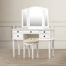 vanity tables for sale makeup tables and vanities you ll love wayfair