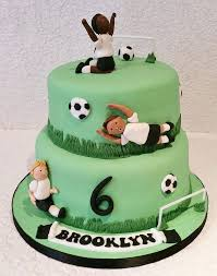 soccer cakes soccer birthday cake decorating best football ideas on 1