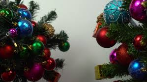 sony fs 100 ornaments decorations and lights on a