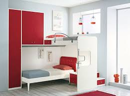 Lofted Bedroom by Bedroom Lofted Bed Closet Features Bed Wood Pink Wheels Wood