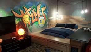 chambre de reve ado une chambre graffiti pour un ado raymond viger reflet de société