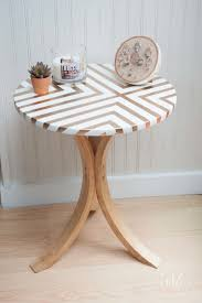 Ikea Side Table Hack 9 Cool Diy Side Tables From Various Ikea Items Shelterness